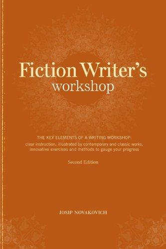 Fiction Writer's Workshop by Josip Novakovich (2008-07-11)