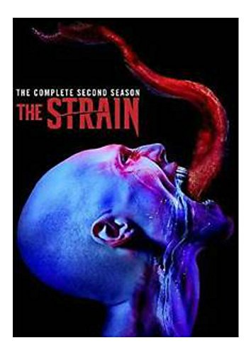 The Strain: Season 2 (DVDS, 2016, 3-Disc Set)