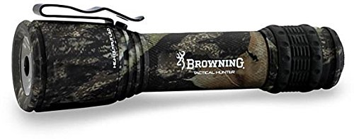 Browning Tactical Hunteratalyst Flashlight with 250 Lumens