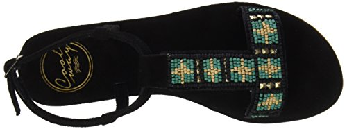 Coolway MADDY - Sandalias, Mujer Negro (BLK)