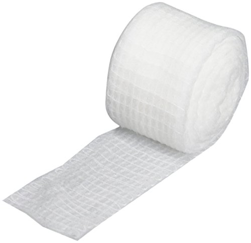 - Rolyan Economy Finger & Toe Bandage, 12 Rolls, 40% Cotton & 60% Polymer Yarn, Comfortable, Soft Compression Wraps for Fingers & Toes, Provides Protection & Reduces Swelling, Edema, Lymphedema