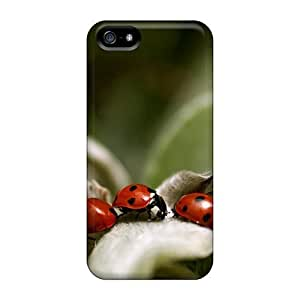 Faddish Phone Ladybug Meeting Case For Sam Sung Note 3 Cover / Perfect
