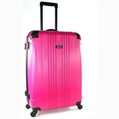 Kenneth Cole Reaction Out Of Bounds 28 Inch 4-Wheel Upright Luggage, Magenta, One Size