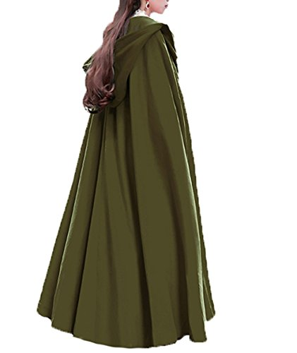 Baoqiya Womens Hooded Outwear Poncho product image