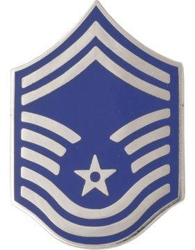 Air Force No Shine Rank (Senior Master Sergeant)
