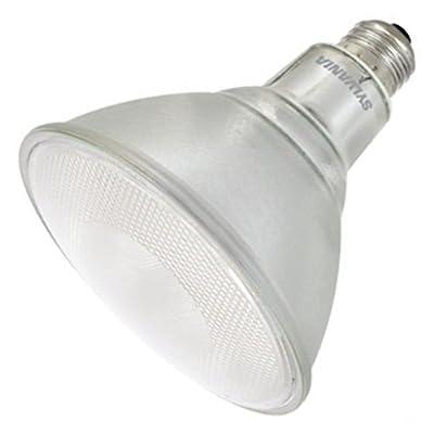 Sylvania 74032 - LED14PAR38/DIM/830/NFL25/GL1/W Glass - Wet Rated PAR38 Flood LED Light Bulb