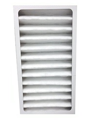 HEPA Filter fits Hunter 30963 for Air Purifier 30710, 30711, 30716, 30717 & 30730 by LifeSupplyUSA - Hunter Hepa Air Purifiers
