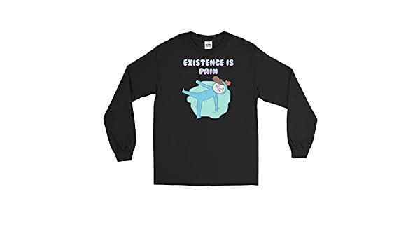 Karent Sorent Stariaat Existence is Pain Hooded Sweatshirt