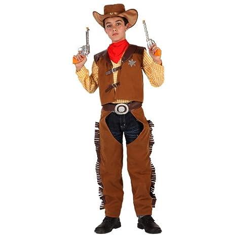 Desconocido Disfraz de vaquero para niño: Amazon.es ...