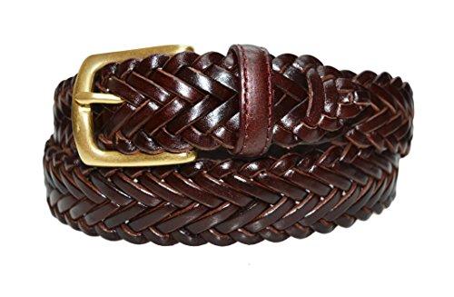 Dark Brown Full Leather Club - 1