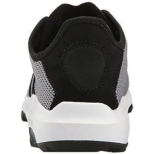 adidas Outdoor Men's Terrex Climacool Voyager Water Shoe, Grey/Black/White, 10.5 M US