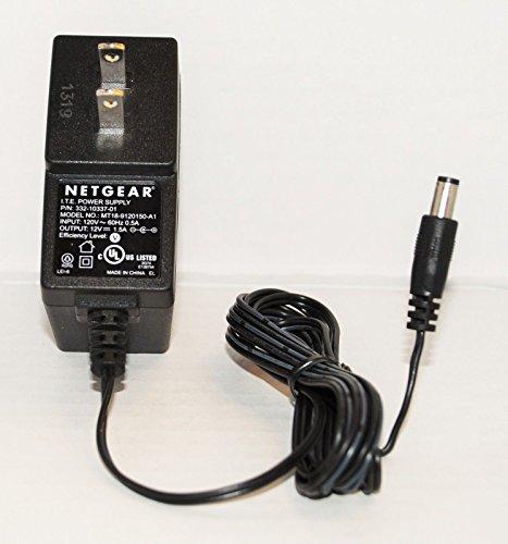NETGEAR WIRELESS ROUTER 332-10337-01 MT18-9120150-A1 120V 60