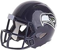 Seattle Seahawks NFL Riddell Speed Pocket PRO Micro/Pocket-Size/Mini Football Helmet