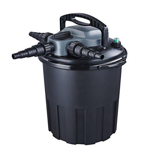 Jebao CBF-12000 Bio Pressurized Filter with 24w UV (3000-gallon) ()