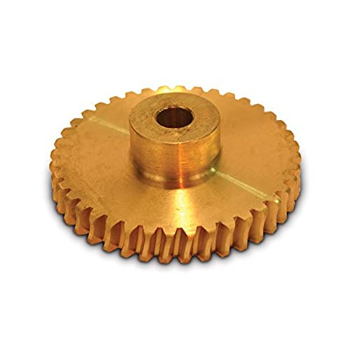 "Boston Gear G1020 Worm Gear, Plain, 14.5 PA Pressure Angle, 0.188"" Bore, 40:1 Ratio, 40 TEETH, RH free shipping"