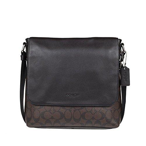 Coach Mens PVC Handbag Crossbody