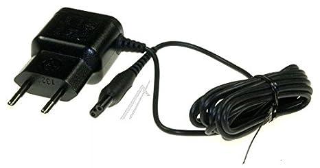 PHILIPS HQ6761 SHAVER RASOIO 3 PIN caricabatteria Power Lead