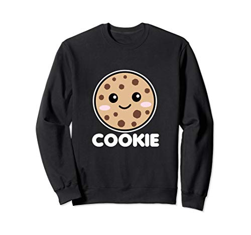 Chocolate Chip Cookie Halloween Costume Kawaii Sweatshirt]()