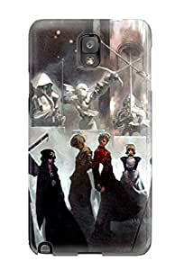 Premium Protection Fate/stay Night Case Cover For Galaxy Note 3- Retail Packaging