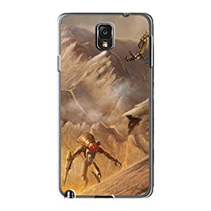 Cute Appearance Cover/tpu QyS4076wMIL Destiny Game Case For Note Note3