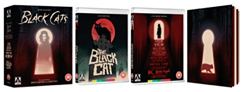 Edgar Allan Poes Black Cats: Two Adaptations by Sergio Martino & Lucio Fulci Dual Format