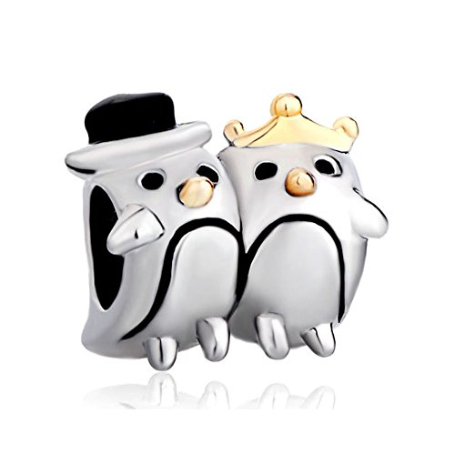 CharmsStory Wedding Penguin Charmss Bracelets