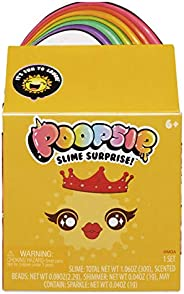 Poopsie Slime Surprise Drop 4 Fast Food with Two D.I.Y. Slimes