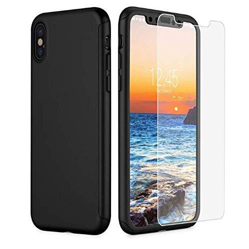 iPhone Xs Max Full Body Case,Aulzaju iPhone Xs Max