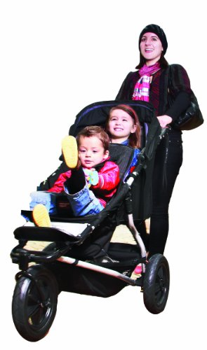 Amazon.com : Mountain Buggy Plus One Buggy with Cocoon and Second ...