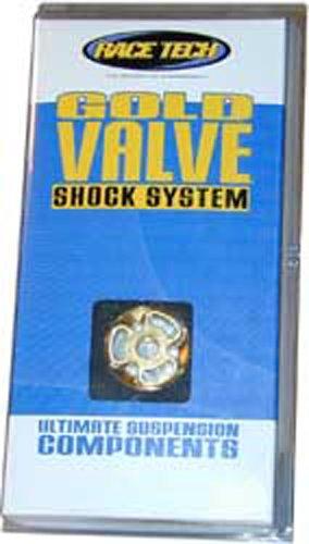 Race Tech Gold Valve Shock Kit - Standard/50mm SMGV 5045