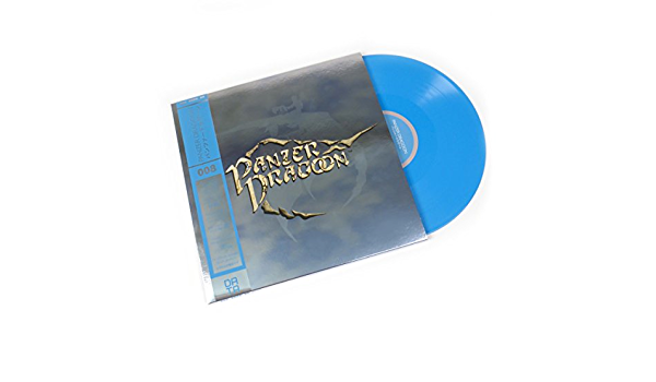 Yoshitaka Azuma Yoshitaka Azuma Panzer Dragoon Soundtrack Colored Vinyl Vinyl 2lp Amazon Com Music