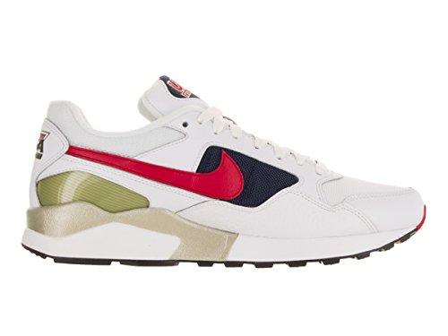 Nike Men 844964-100 Scarpe Da Ginnastica, Bianco Multicolore