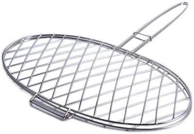 Clips de pescado a la parrilla de acero inoxidable, clips de ...