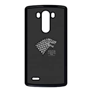 Game Of Thrones LG G3 Cell Phone Case Black DIY GIFT pp001_8121351