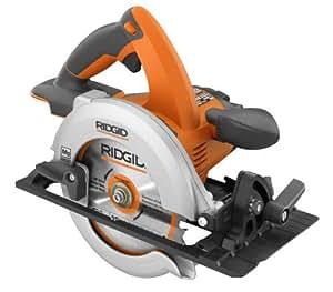 Ridgid R885 23943 Dual Voltage Circular Saw