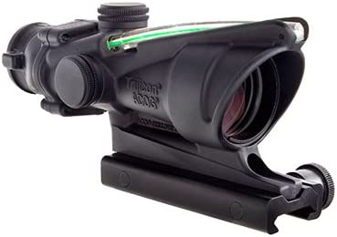 Trijicon ACOG Dual Illum Crosshair .300 Blackout Ballistic Reticle