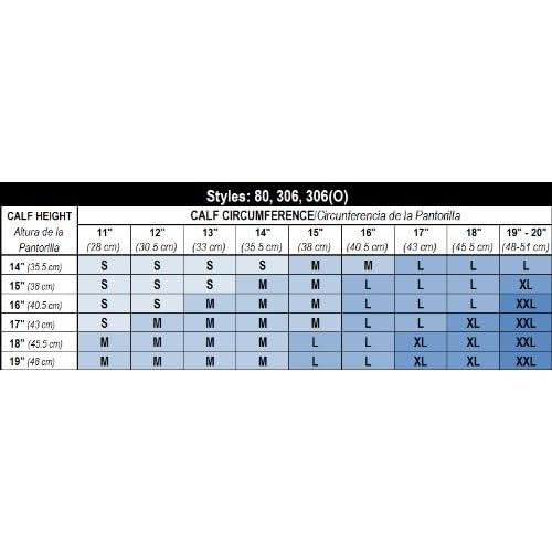 b8f88892d6 high-quality ITA-MED Sheer Thigh Highs Compression (23,30 mmHg) H-80 ...