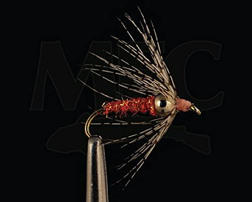 czech nymph 400BL #12 Nymph Fly Tying Hooks 50 dohimoto competition series