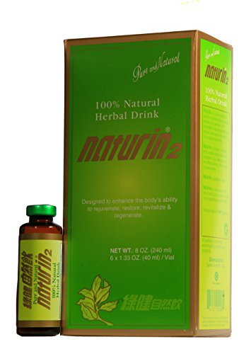 Naturin2 Herbal Tonic Health Drink (5 - Formula Drink Endurance