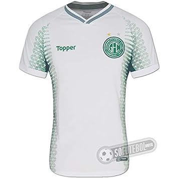 Camisa Guarani - Modelo II  Amazon.com.br  Esportes e Aventura 00acffb39b341