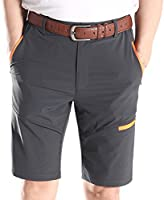 Lega Men's Athletic Shorts for Summer Quick Dry High Stretch Perfect for Workout Biking Running