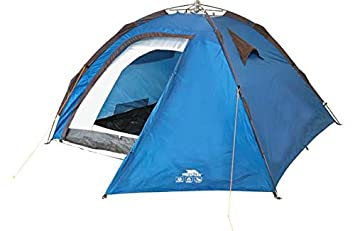 a78482f1aaf Image Unavailable. Image not available for. Colour  Trespass 4 Man Pop Up  Tent