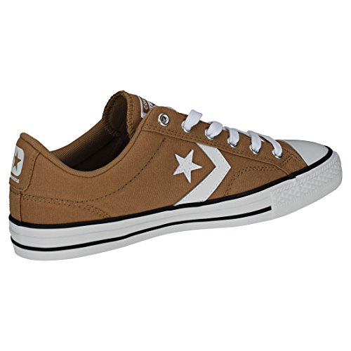 Adulto Multicolor Zapatillas Converse Ox White Teak de Deporte White Unisex Player 234 Star xw4qUZ