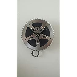 Handcrafted Bicycle Pendulum Wall Clock Limited Edition