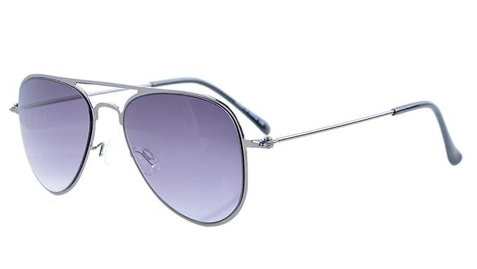 bd94b011750 Eyekepper 2-6 Years Old Kids Child Sunglasses Gunmetal Frame-Grey Lens   Amazon.co.uk  Clothing