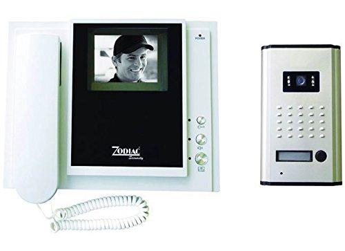 3 opinioni per Vigor-Blinky VD-200 Kit Videocitofoni con Telecamera Bianco/Nero