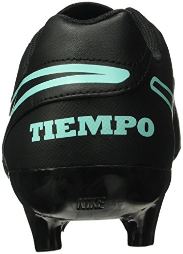 II FG Genio Nike Chaussures Noir Leather Homme de Black Black Football Tiempo OwIOx75E