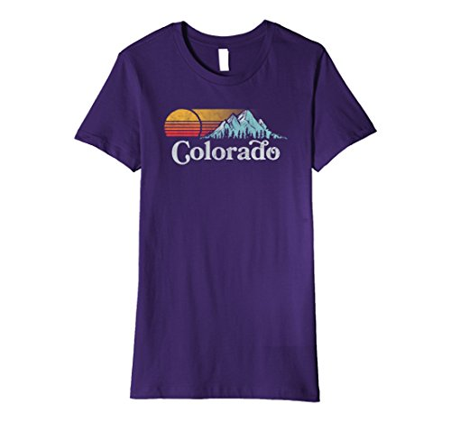 Fantastic Colorado t-shirt the best Amazon price in SaveMoney.es RS27