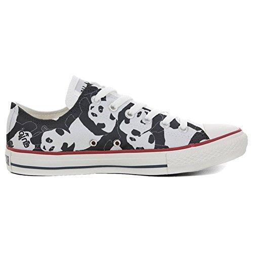 Converse All Style Customized zapatos Panda Producto Star personalizados Artesano rg1wrqd6