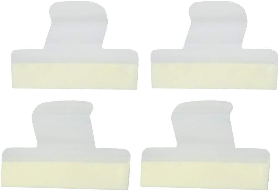 Primeswift Dishwasher Splash Shield 154701001,Replacement for Frigidaire 1465007,154685101(4 Pack)
